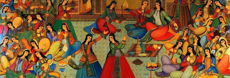 جشن پنجه  جشن پنجه جشن باستانی ایران