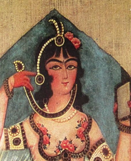 خودآرایی و محیط آرایی در ایران باستان