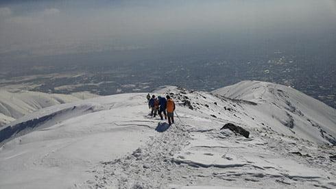 قله دارآباد تهران