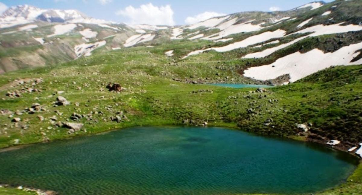 درياچه چشمه بنچول