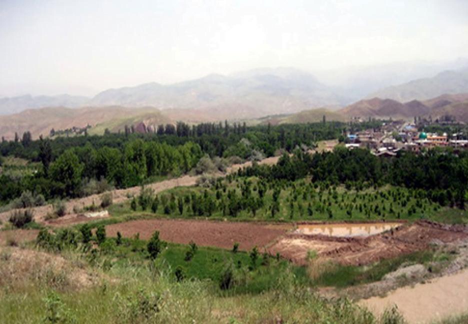 روستای زرآباد قزوین