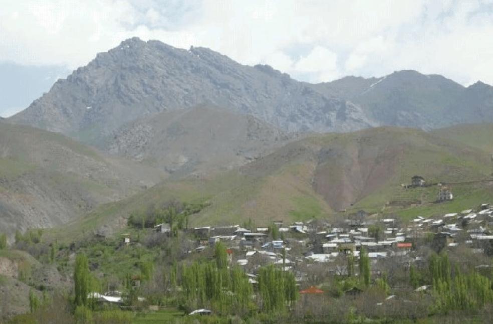روستای سوهان طالقان