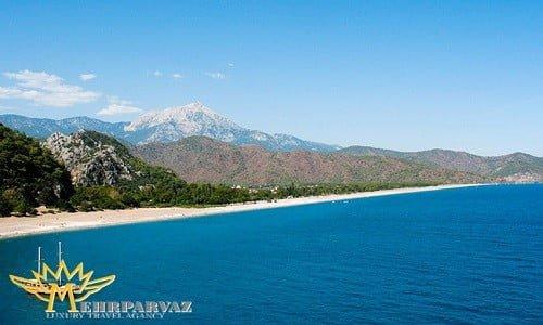 بهترین سواحل تفریحی آنتالیا را بشناسید
