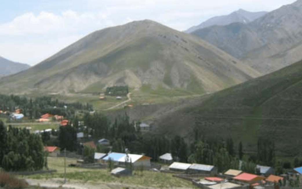 روستای لاسم آمل