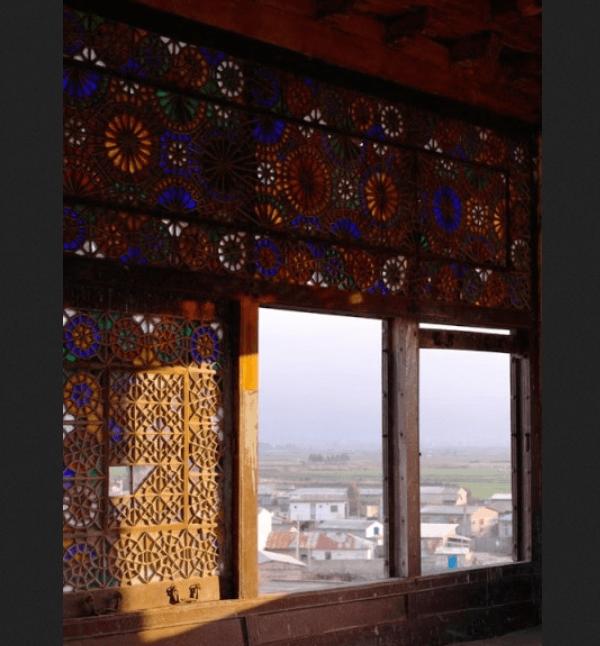 عمارت افغان نژاد بهشهر عمارت افغان نژاد بهشهر