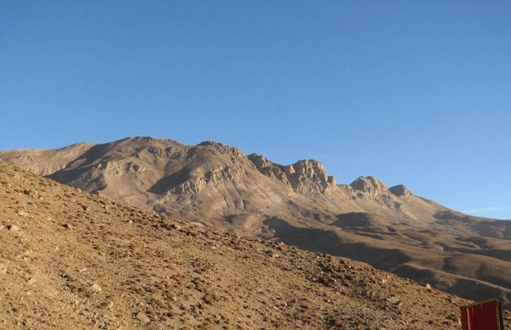 قلل بينالود نیشابور