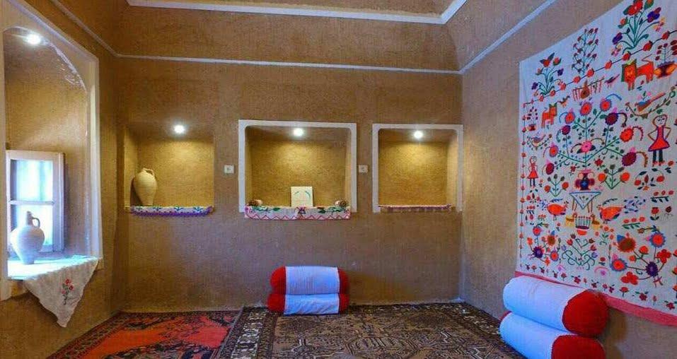 اقامتگاه بومگردی قوامیه علیپور