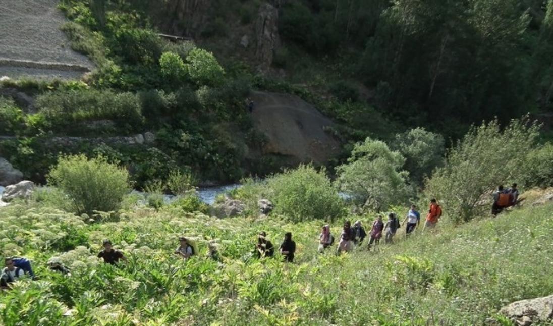 روستای لالان فشم