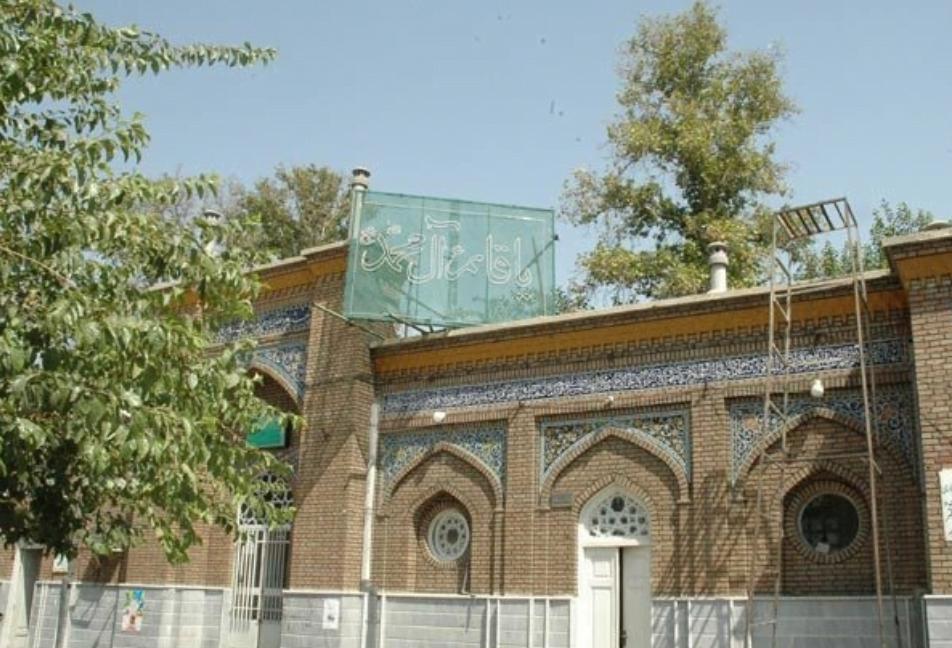 مسجد فخر تهران