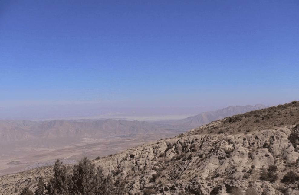 منطقه شکار ممنوع خرمن کوه