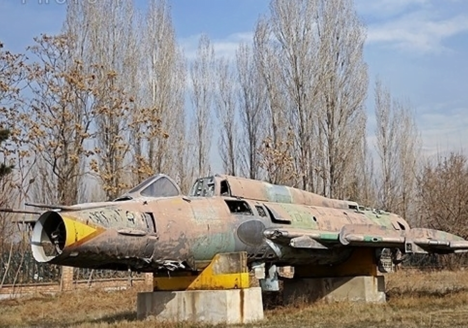 موزه نیروی هوایی ارتش تهران