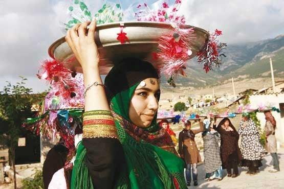 رسوم گوناگون عروسی در ایران  رسوم گوناگون عروسی در ایران