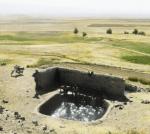 چشمه آب گرم وننق زنجان