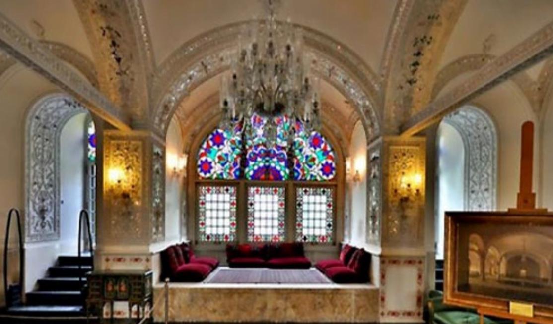 کاخ موزه حوضخانه تهران