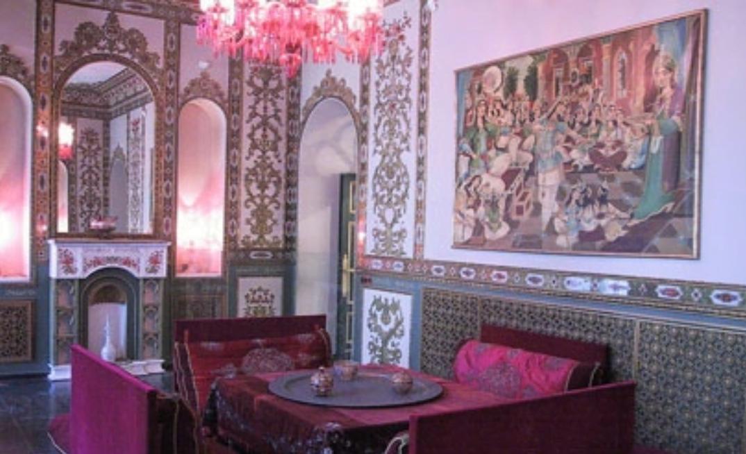 کاخ موزه حوضخانه کاخ موزه حوضخانه تهران