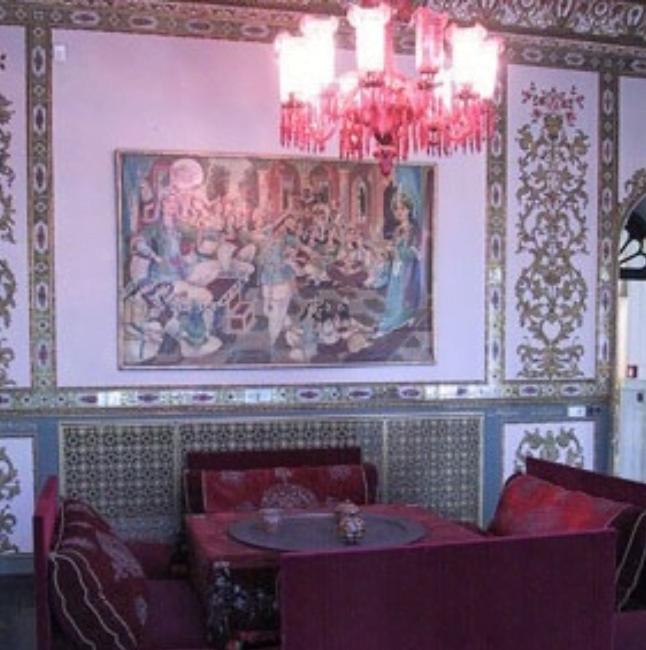کاخ موزه حوضخانه