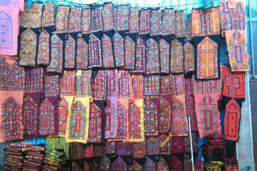 بازارچه سرپوشیده زاهدان  بازارچه سرپوشیده زاهدان