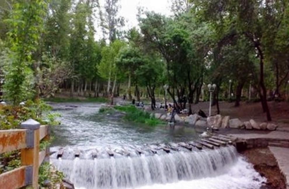 باغ ملک آباد مشهد