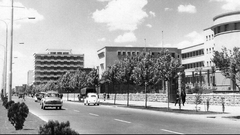 -آزادی-تهران-2 خیابان آزادی تهران