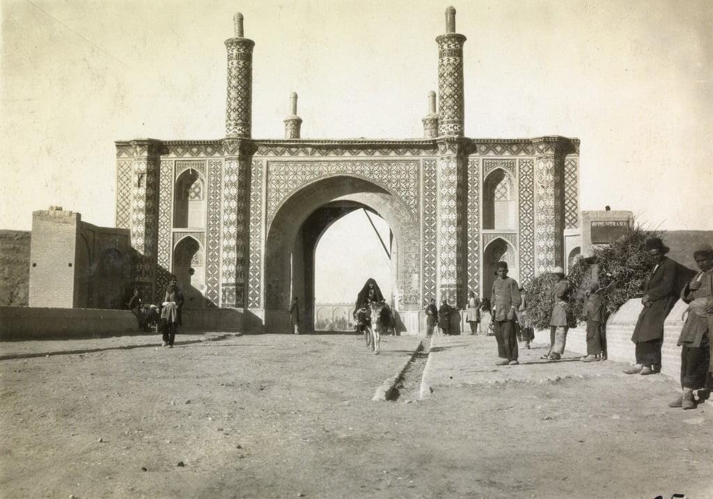 دروازه قزوین تهران