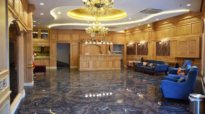 هتل آپارتمان طباطبایی مشهد