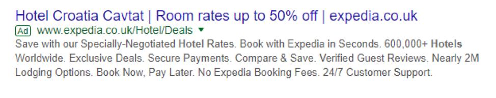 افزایش فروش تورهای مسافرتی با تبلیغات گوگل