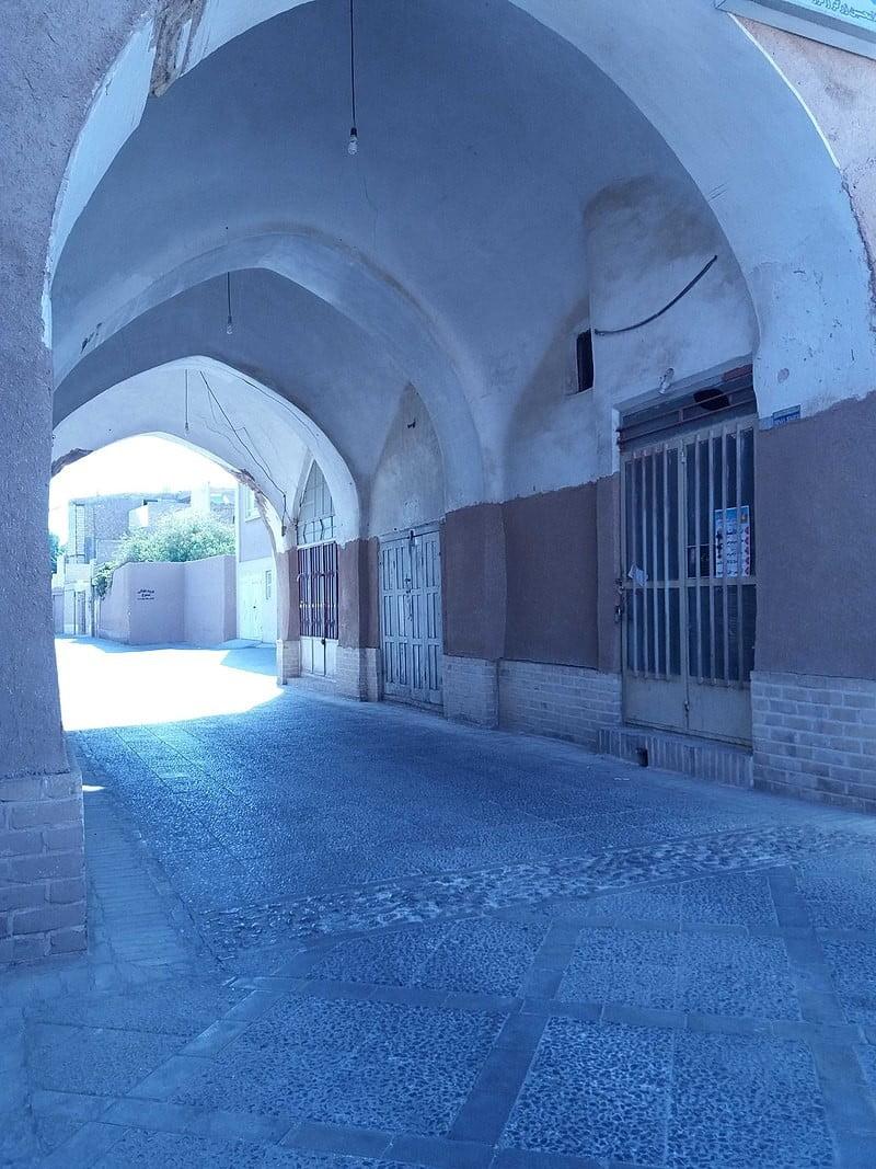 محله چهار منار یزد