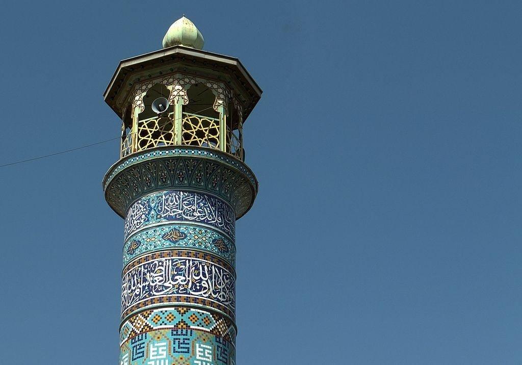 مسجد لرزاده تهران