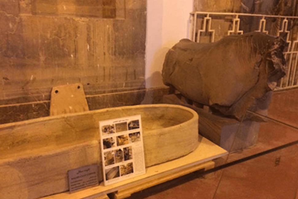 موزه تخت جمشید موزه تخت جمشید