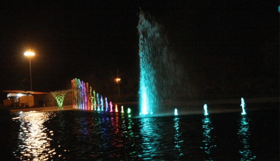 آبنمای موزيکال آبشار تهران