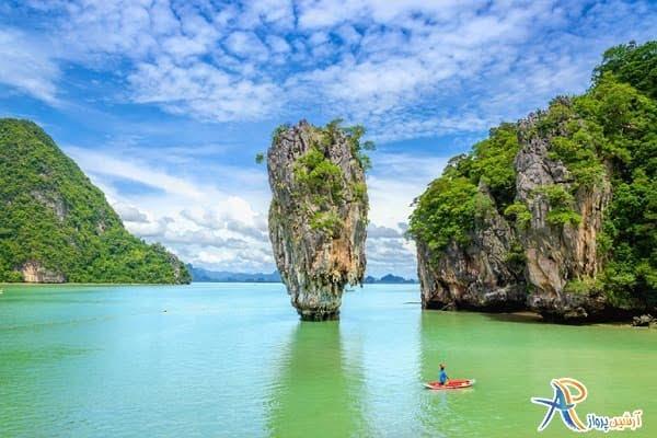 برای سفر تابستانی تور تایلند بهتر است یا تور گرجستان ؟