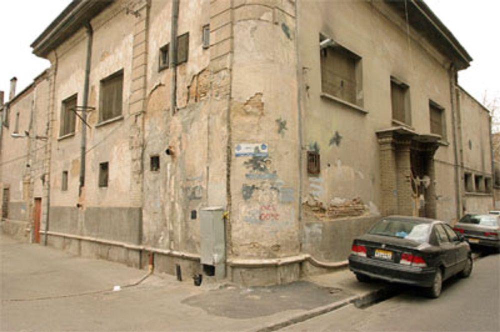خانه احمد متين دفتری تهران