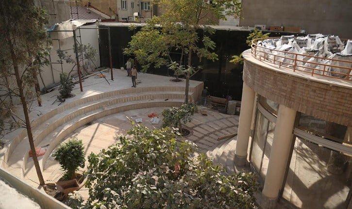 خانه تاریخی فولادوند تهران