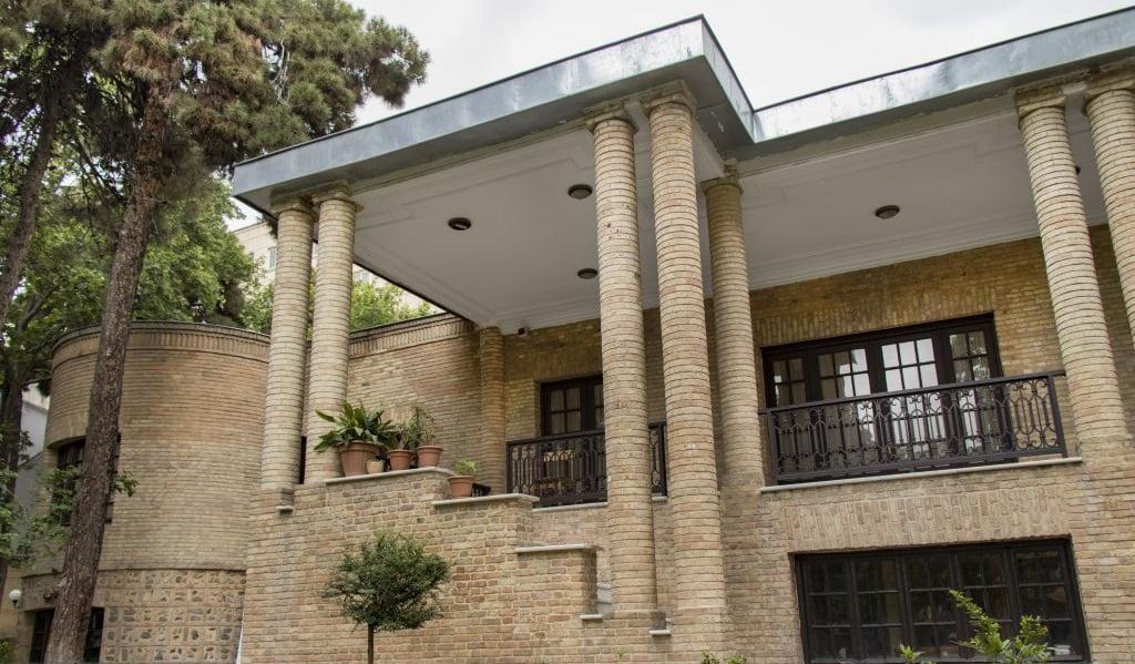 خانه شاعران تهران