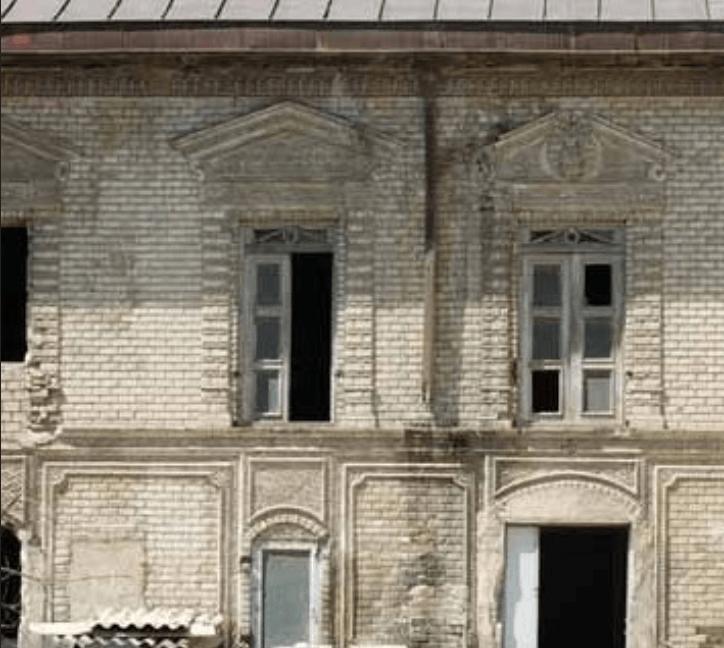 خانه معین التجار بوشهری تهران