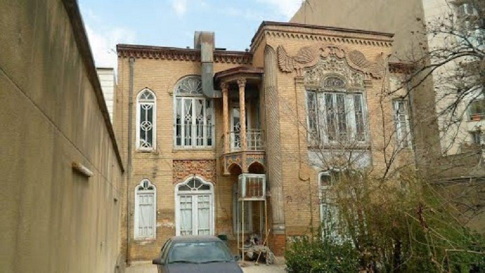 خانه مینایی تهران