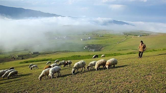 دشت سوباتان بهشت رویایی ایران