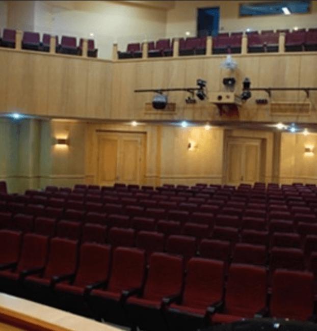 سالن آمفی تئاتر محک تهران