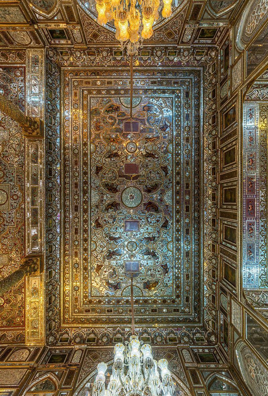 عمارت بادگیر تهران
