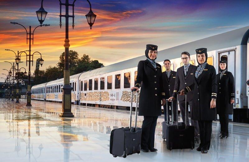 قطار فدک و مشخصات ویژه آن