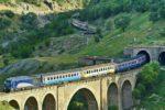 قطار مدرن گردشگری لرستان حرکت کرد