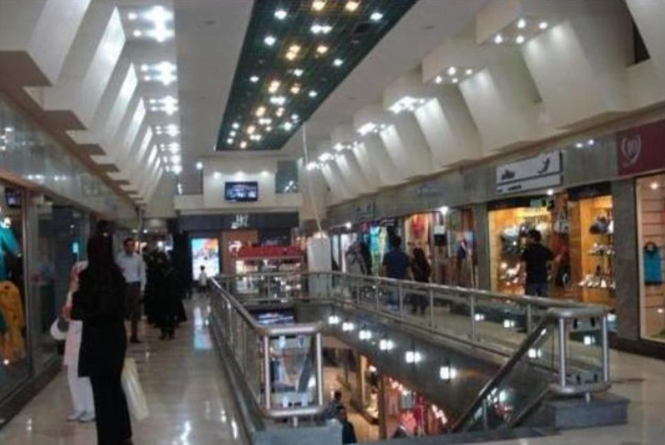 مرکز خرید آسمان ونک تهران