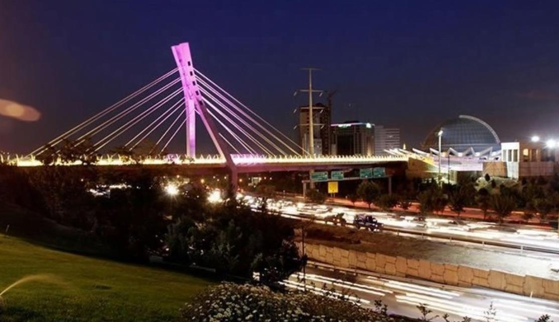 مجموعه پل های ابريشم تهران