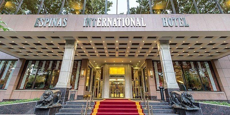 -اسپیناس-1 بهترین هتل های 5 ستاره و معروف تهران را می شناسید ؟