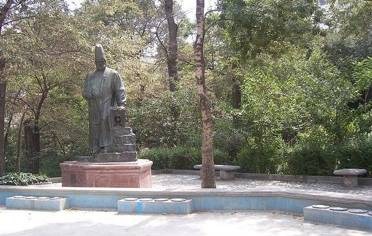 پارک قیطریه  10 پارک معروف و دیدنی تهران