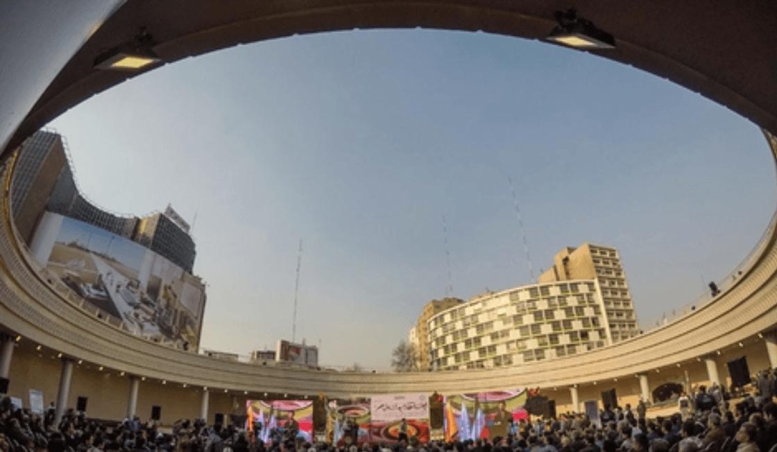 پلازای میدان ولی عصر تهران
