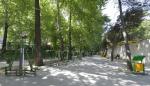 پياده راه حاشيه رودخانه مقصود بيک تهران