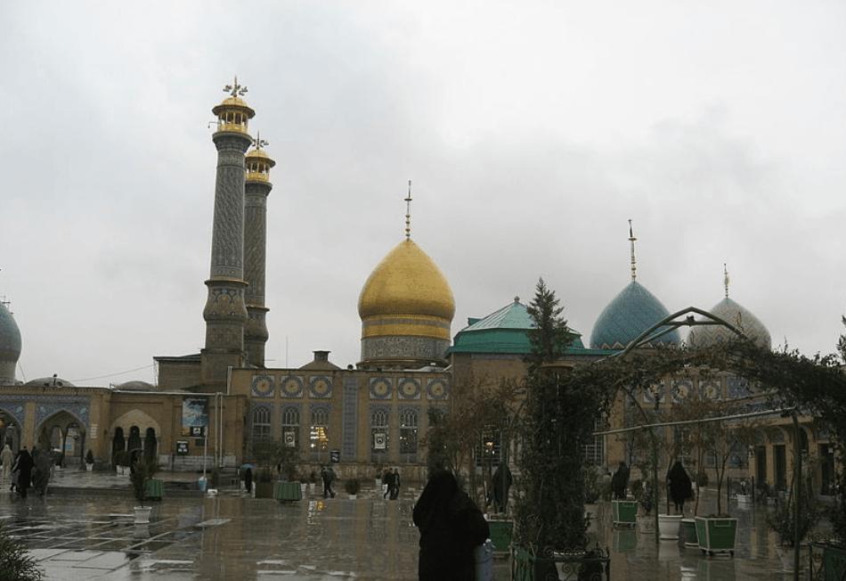 پياده راه خيابان حضرت عبدالعظيم شهرری