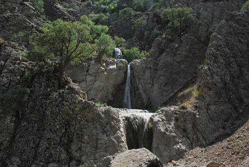 آبشار سوله نورآباد