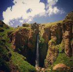 آبشار کرکری مشگین شهر